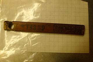 中国☆古いコイン(紙幣)アンティーク品