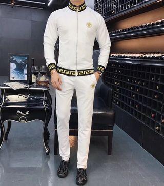 国内発送Versaceパーカーパンツまとめ売りセット売り