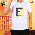 送料無料 新品 大人気 フェンディ 短袖 Tシャツ-13
