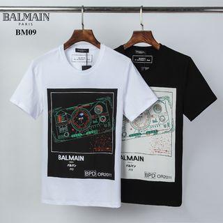 春夏新作 BALMAIN Tシャツ(半袖) 完売商品 M-