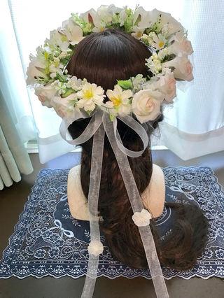 花冠キラキラローズ