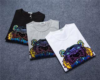 KENZO 春夏Tシャツ メンズおしゃれ