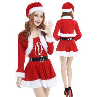 サンタ コスプレ サンタクロース 衣装 コスチューム