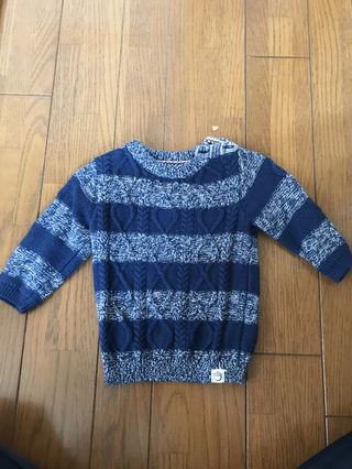 H&Mベビーニットセーター70新品未使用