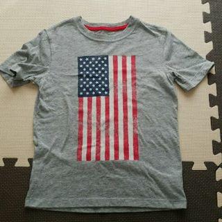Gapkids 120㎝ 星条旗柄Tシャツ