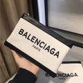 国内発送バレンシアガ高級感クラッチバッグ