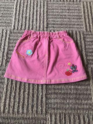 mini-k スカート