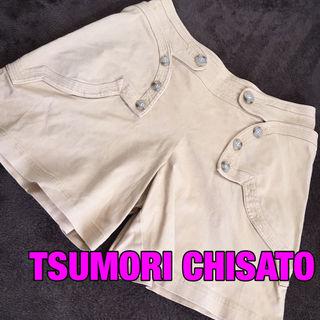 TSUMORI CHISATOねこポケットショートパンツ