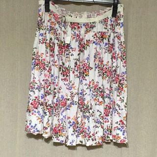 SUPER HAKKA花柄スカート