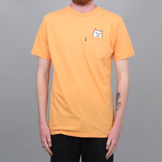 ripndip Tシャツ Lord NERMALオレンジ L