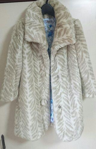 梨花さん愛用ファーコート