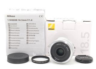 ミラーレス用単焦点レンズNikon 18.5mm F1.8