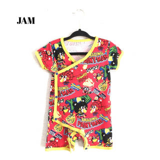 【JAM】美品 ロンパース肌着
