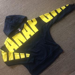 新品ANAPパーカー140~150