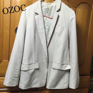 OZOC*テーラードジャケット
