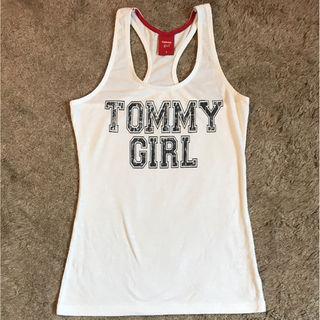 TOMMY GIRLタンクトップ(S)