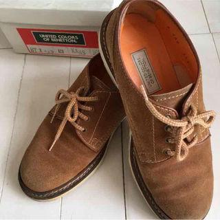 used ベネトン靴23センチ