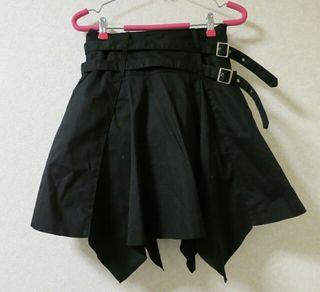 ピースナウベルトスカート