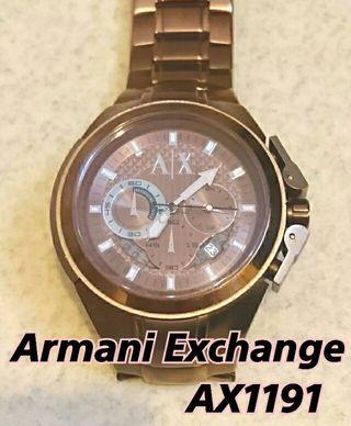 アルマーニ腕時計