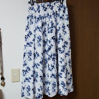 花柄スカート 新品