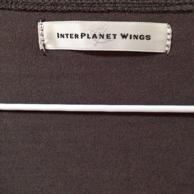 INTER PLANET WINGS タンクトップ