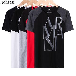 アルマーニ メンズ Tシャツ 半袖