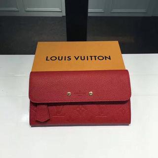 【新品】高品質 国内発送LouisVuitton長財布