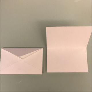CHANELミニメッセージカード