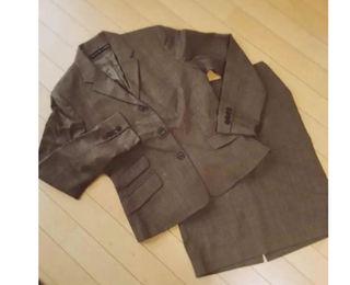 (送料無料)ラルフローレンウールスーツ