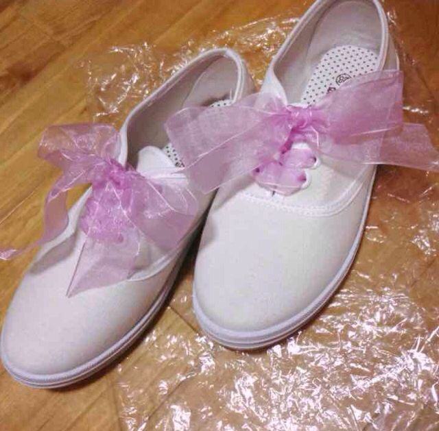 夢かわいい靴