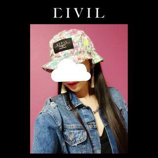 civil bucket hat バケットハット 帽子