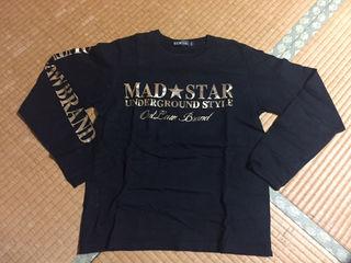 MAD STARロンT
