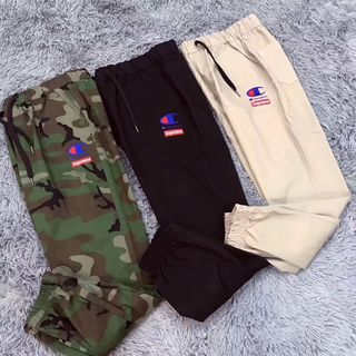 Sup×Champion人気新作 ファッションのパンツ