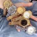 4485 カップル ロレックス腕時計