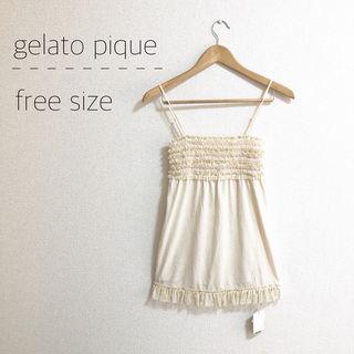 【新品タグ付き】gelato pique