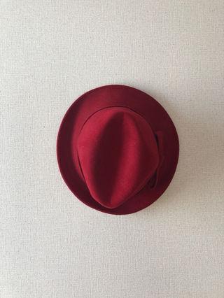 【美品】ROSE BUD 帽子