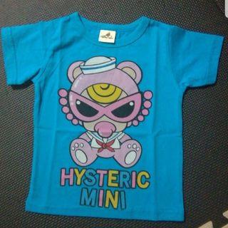 新品ヒスミニTシャツ
