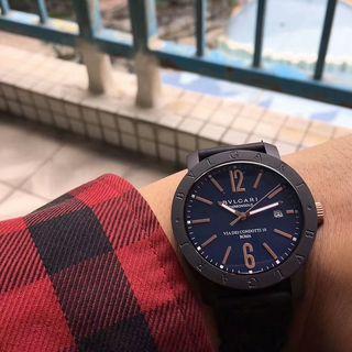 国内発送 BVLGARI大人気 自動巻き 腕時計