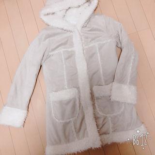 ADREE モコモコ コート