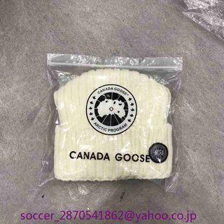 canada goose ニットキャップ