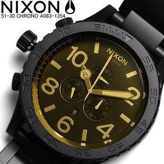 ニクソン 51-30 CHRONO腕時計 A083-1354