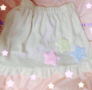 お星さまスカート