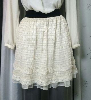 Xmissリバーシブルスカート