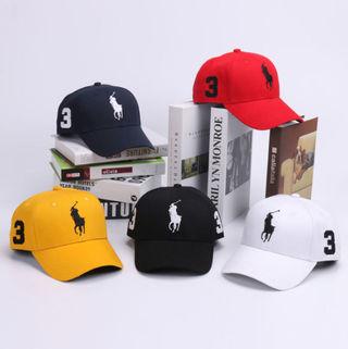 POLO キャップ 帽子 男女兼用
