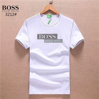 新品 BOSS モーダルTシャツ