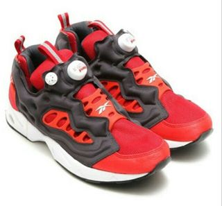 Reebok PUMP FURY ROAD赤23.0