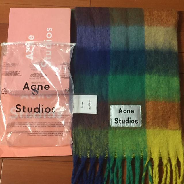 acne studios マフラーマルチe(agnes b.(アニエスベー) ) - フリマアプリ&サイトShoppies[ショッピーズ]