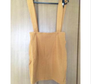 c35 SLYミニジャンバースカート