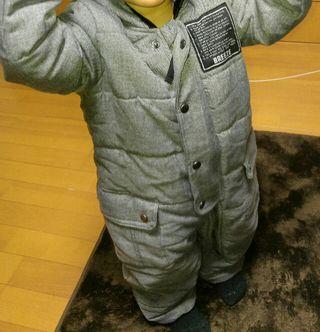 【BREEZE 】コート/ジャンプスーツ*90cm