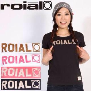 ROIAL Tシャツ